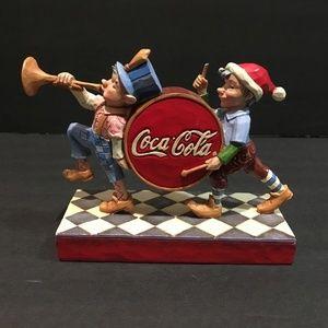 Coca-cola Jim Shore